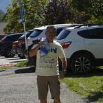 2017 - Zeltaufbau BMF Mörel