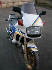 Honda CX 650 Turbo 1984 - 2