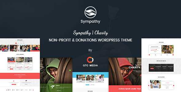 Sympathy WordPress Theme free download