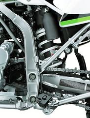 Kawasaki KLX 250 2012 - 16