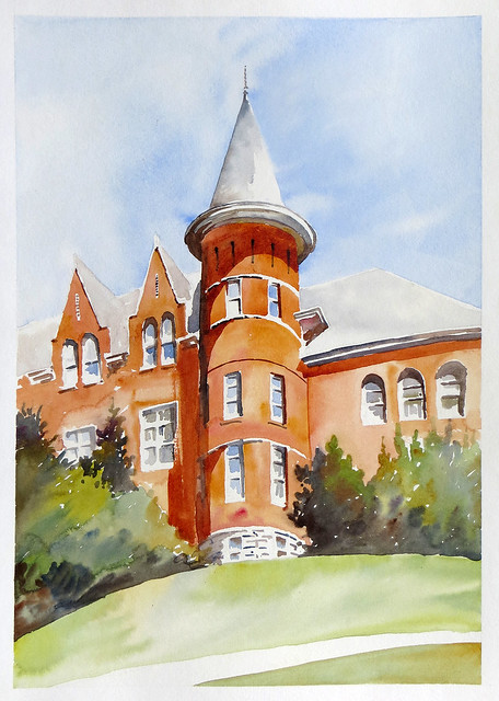 Thompson Hall - Pullman, WA