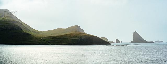 Tindholmur and Drangarnir - Faroe Islands