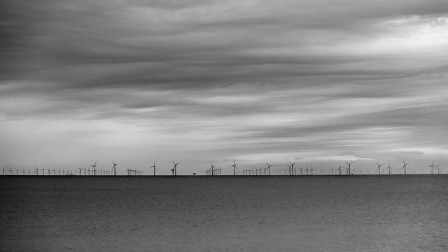 Wind farm out to, Fujifilm X-Pro2, XF18-55mmF2.8-4 R LM OIS