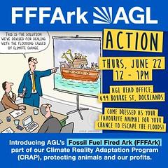 FFFArk AGL action meme