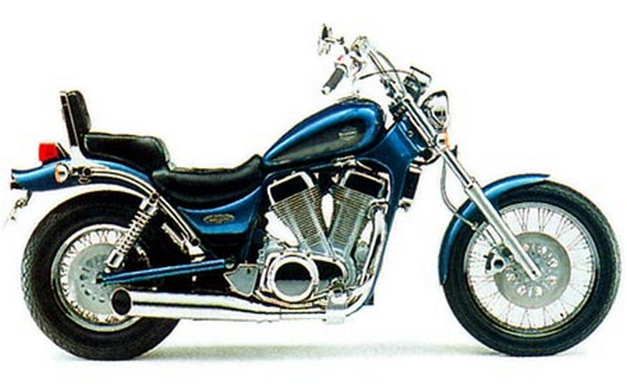 Suzuki VS 1400 INTRUDER 2003 - 0
