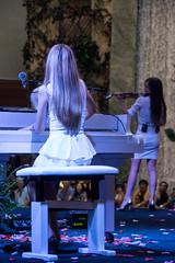 Italian Carnival Concert at the Venetians Waterfall, Las Vegas