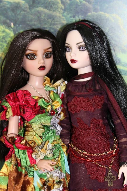 Dark Snow & Priya (1)