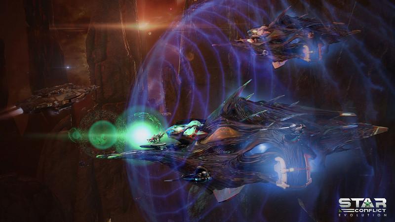 Star Conflict: Engineer Evolved - Waz'Got