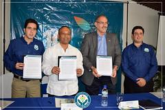 Convenio con SAG y MiAmbiente para Arrecifes Artificiales