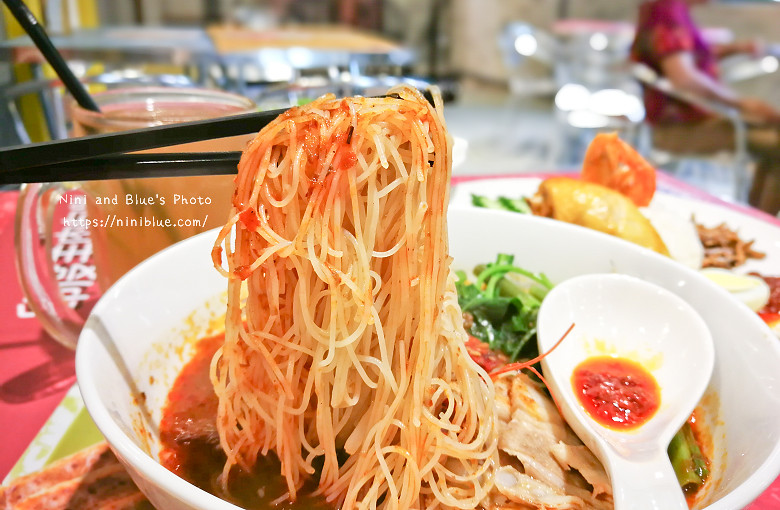 勤美草悟道美食MAMAK檔馬來西亞異國料理30