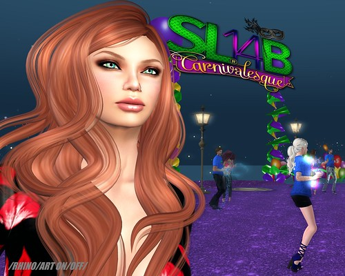 SL14B carnavale astonish A by rhinopheross