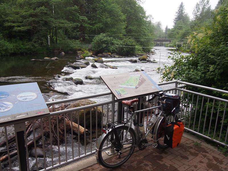 Crust Romanceur and Cedar River