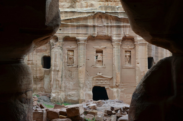The Tomb of the Roman Soldier, Petra