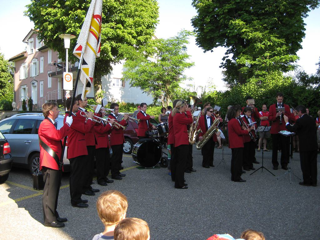 2009 Empfang Turnverein