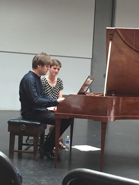 Fortepiano Recital