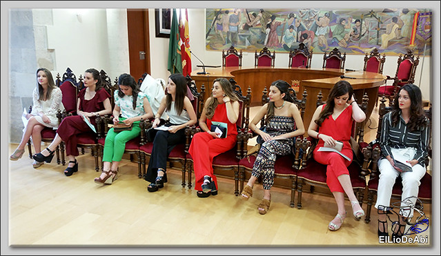 Elección de la Reina Mayor de las Fiestas de Briviesca 2017 (1)