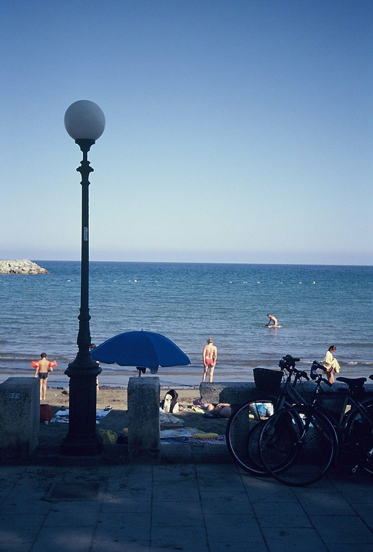 Analog serie: Cervo - San Pietro - Diano Marina