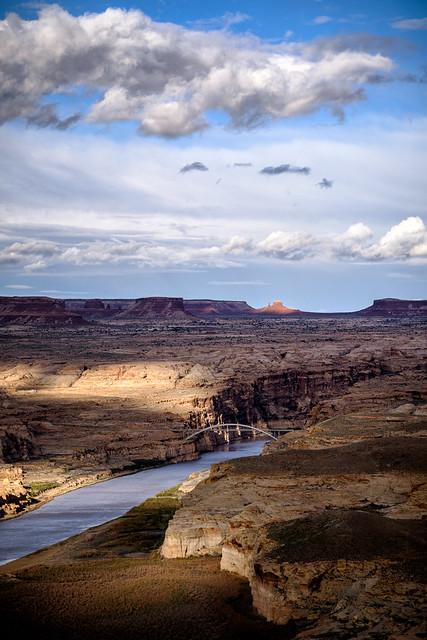 In the Spotlight | Hite Overlook, Glen Canyon NRA, UT