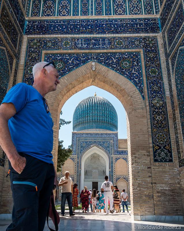 Samarkand Uzbekistan-8