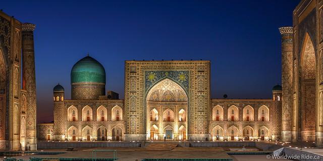 Samarkand Uzbekistan-6