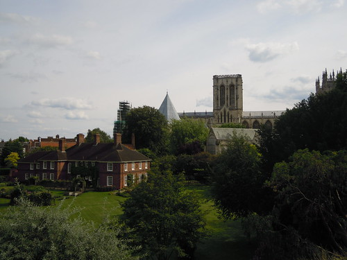 Studying Abroad in London: A Stop in York