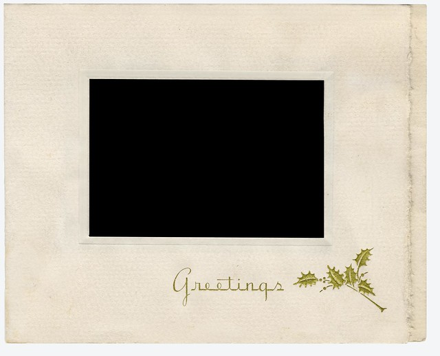 Greetings card
