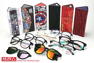 超級英雄加持,讓你擁有「潮流」的超能力! 寶島眼鏡【漫威超級英雄眼鏡系列】開箱報告