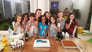 La festa delle piccoline Under 12