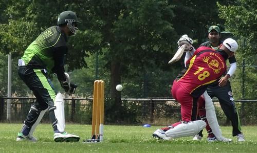 SSC Cricket Lions Karlsruhe 265/10:127/10 Karlsruhe Tigers CC