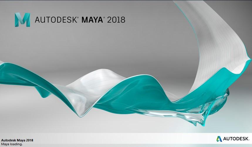 Autodesk Maya 2018 win64 full license