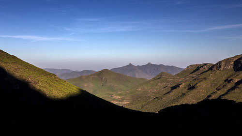 holiday vacation southafrica zuidafrika sawadee mountains maseru lesotho shadow lso