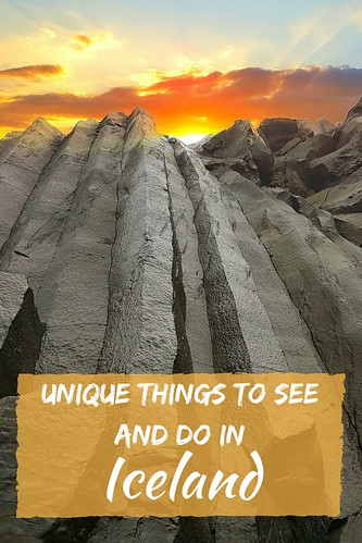 Unique Things to See and Do in Iceland