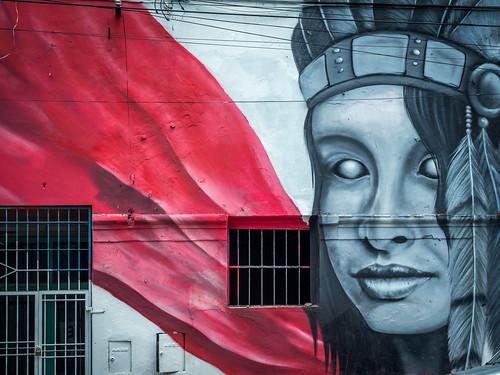ifttt paraguay art wall building gebäude kunst asunción