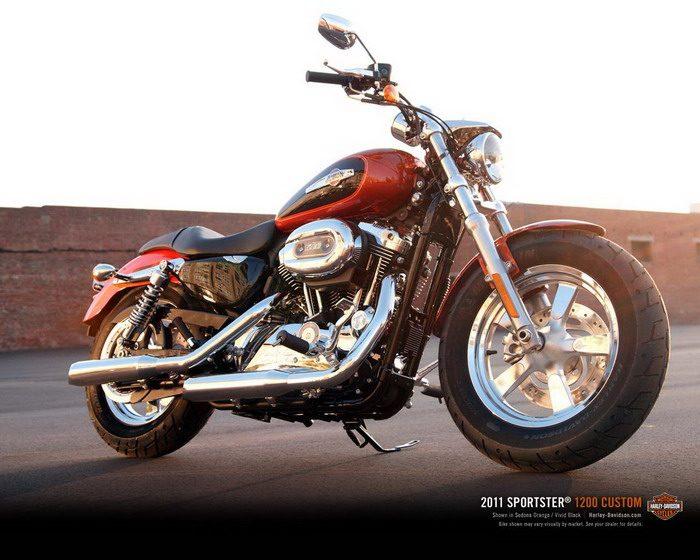 Harley-Davidson XL SPORTSTER 1200 CUSTOM 2017 - 7