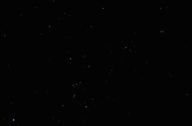 Orion's Entourage