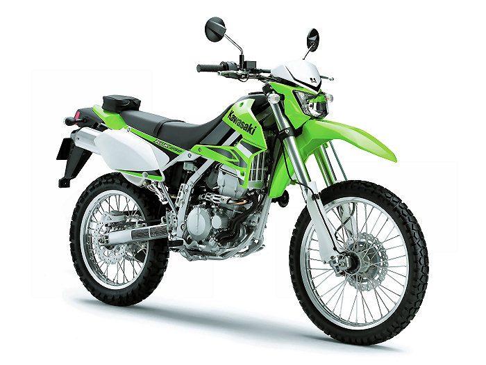Kawasaki KLX 250 2012 - 7