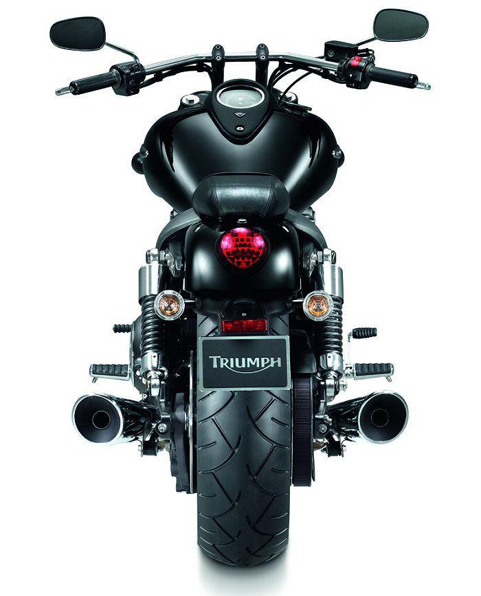 Triumph 1700 Thunderbird Storm 2011 - 10