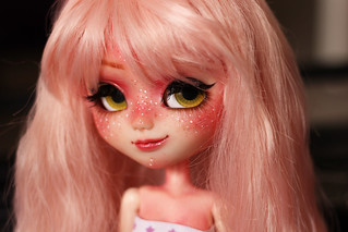 Joyce's new faceup !