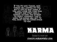 Karma online (black version)