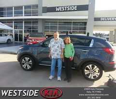 #HappyBirthday to gary and marianne from Rubel Chowdhury at Westside Kia!