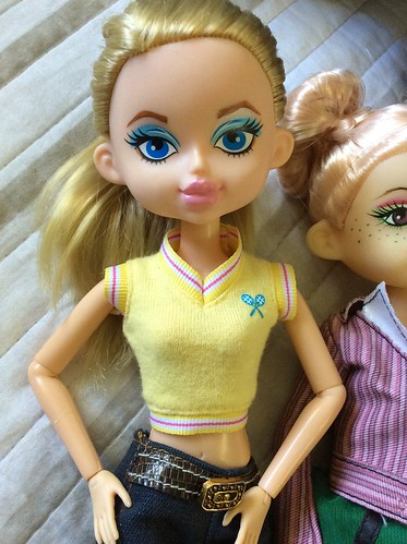 Wilco Doll on Liv Body
