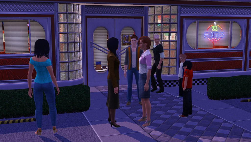 What Happened In Your Sims 3 Game Today Page 1567 The