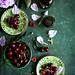 cherries by olimpia davies