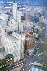 Downtown Dallas View