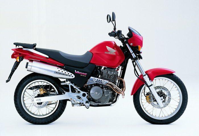 Honda FX 650 Vigor 2001 - 6