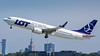 LOT Polish Airlines, B738