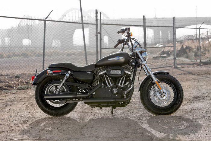 Harley-Davidson XL SPORTSTER 1200 CUSTOM 2017 - 3