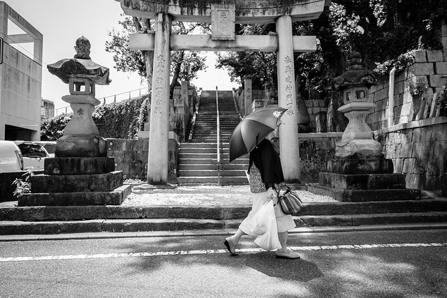 Shrine, Fujifilm X-T1, XF14mmF2.8 R