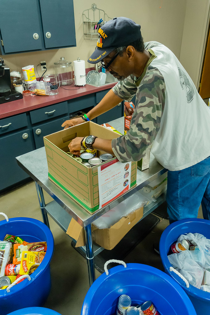 Oncor-Food Drive-North Ellis County-16