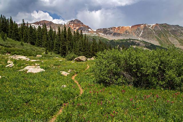 Rico - Silverton Trail